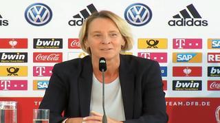 Frauennationalmannschaft: Bekanntgabe des WM-Aufgebots
