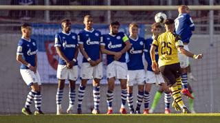 Highlights: FC Schalke 04 vs. Borussia Dortmund
