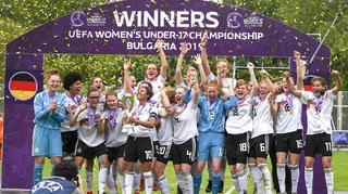 EM-Finale: Deutschland feiert 7. Titel
