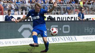 Highlights: Karlsruher SC - Hallescher FC
