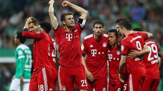 Der Weg nach Berlin: Bayern München