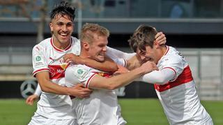DFB-Pokal der Junioren: Stuttgart will das Double