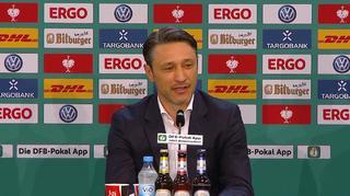 Pressekonferenz vor dem DFB-Pokalfinale 2019