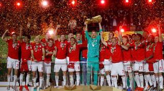 3:0 im Pokalfinale: FC Bayern besiegt Leipzig
