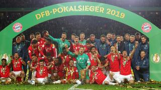 DFB-Cup-Men: Highlights Final 2019