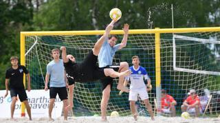 Deutsche Beachsoccer-Liga: 2. Spieltagsevent in München