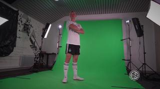 Team Arrival Meeting und FIFA-Fotoshoot