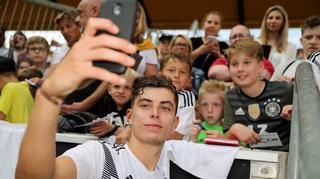 DFB hautnah: Spiel, Spaß und Selfies