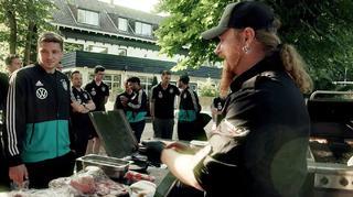 Grillen mit dem Fleischpapst Ludwig Maurer