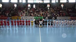 Finale der Deutschen Meisterschaft: TSV Weilimdorf vs. HSV Panthers