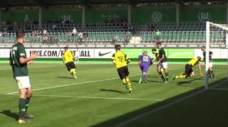 B-Junioren-Meisterschaft: VfL Wolfsburg vs. Borussia Dortmund
