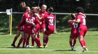 B-Juniorinnen-Meisterschaft: SC Freiburg vs. Turbine Potsdam