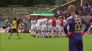 Highlights B-Junioren Finale:  BVB vs. 1FC Köln