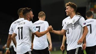 U21-Stimmen zum Top-Start in die EM!