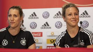 Highlights der PK mit Svenja Huth und Verena Schweers