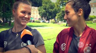 DFB-Frauen im Fokus