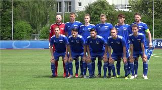 Regions Cup: Remis gegen die Slowakei
