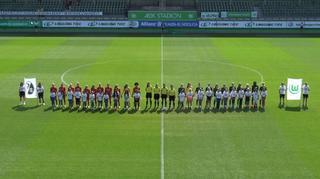 B-Juniorinnen-Bundesliga Finale: VfL Wolfsburg - SC Freiburg