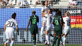 3:0 gegen Nigeria: Deutschland steht im WM-Viertelfinale