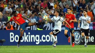 U 21 verliert EM-Finale gegen Spanien