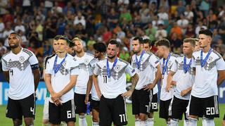 U 21 - Hochachtung und Stolz trotz Final-Niederlage
