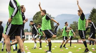 Leistungsüberprüfung der Schiedsrichter in Grassau