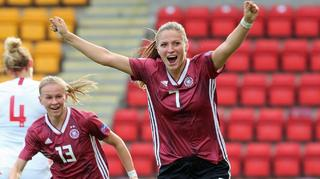 EM-Auftakt: U 19-Frauen starten mit Sieg gegen England