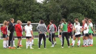 U 19-Frauen - das letzte Spiel