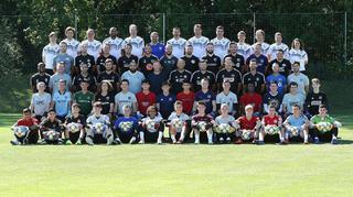 DFB-Akademie: Torwart-Camp mit US-Profiliga MLS