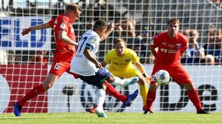 DFB Cup Men: SV Drochtersen/Assel vs FC Schalke 04