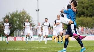 DFB Cup Men: SV Rödinghausen vs. SC Paderborn