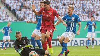 Highlights: Hansa Rostock vs. VfB Stuttgart