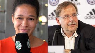 DFB-Ehrenamtspreise: Sasic und Koch wünschen Bewerbern viel Erfolg!