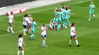 Highlights: FF USV Jena vs. TSG Hoffenheim
