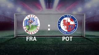 Highlights: 1. FFC Frankfurt - Turbine Potsdam
