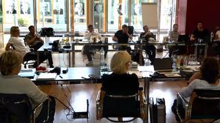 Trainerinnentagung in Frankfurt