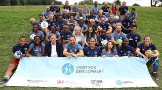 Internationaler Kurs Sport für Entwicklung