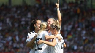 DFB-Frauen: Zweistellig zum Qualistart