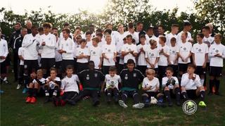 U 16-Nationalmannschaft besucht Stützpunkt Oyten
