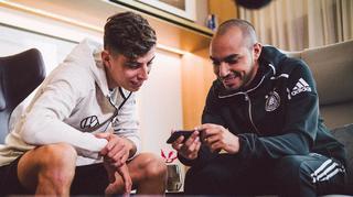 Weltmeister MoAuba trifft Kai Havertz