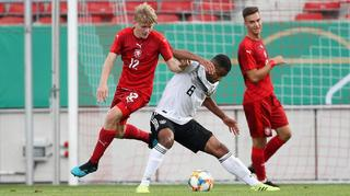 Germany Under 20 beat Czech Republic 4:2