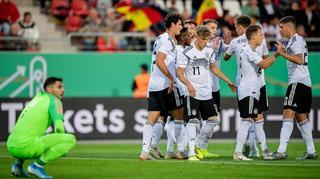 Neue U 21 schlägt Griechenland mit 2:0