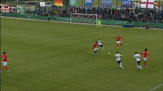 U 19-Länderspiel: Deutschland vs. England