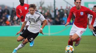 Highlights: U 19 Germany vs U 19 England