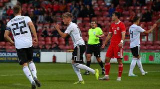 Five-star U21s enjoy dream start to EURO qualifiers