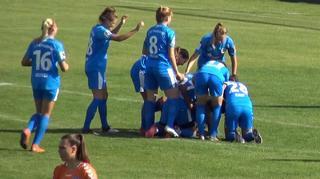 Highlights: 1. FFC Frankfurt vs. FF USV Jena