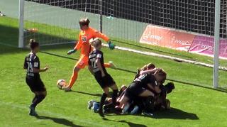 Highlights: SGS Essen vs.  MSV Duisburg