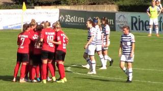 Highlights:  MSV Duisburg vs. SC Freiburg