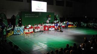 DFB-Schul-Cup: Bundesfinale begeistert alle