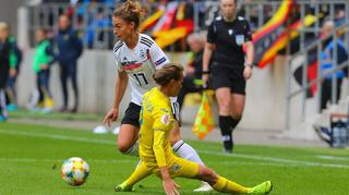 Germany women: 8-0 victory vs Ukraine